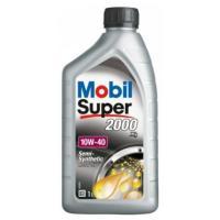 Масло Mobil Super 2000 X1 10W40 (1 л)
