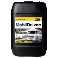 Масло Mobil Delvac MX Extra 10W-40 (20 л)