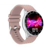 Smart часы SKMEI H30-SIPK silver/pink