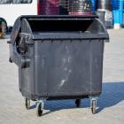Пластиковый евроконтейнер объем 1100 литров в Молдове