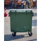Пластиковый мусорный контейнер объем 1100 Литров в Молдове