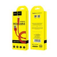 Hoco X26 Xpress USB кабель для зарядки (красный)
