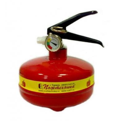 Огнетушитель ОП-0,5 (3)