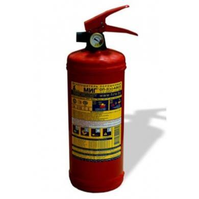 Огнетушитель ОП-2 (3)
