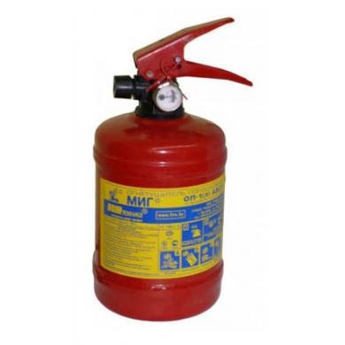 Огнетушитель ОП-1(3)