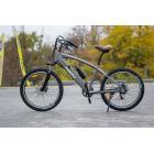 Электрический велосипед NAKTO Santa monica 500Вт, 36V10ah Литиевая  батарея, кпп-6 , 26 дюймов