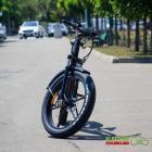 Электрический велосипед NAKTO Direwolf 350 Вт, 48V10ah Литиевая батарея,  кпп-6 26 * 4.0 Fat Tyre B
