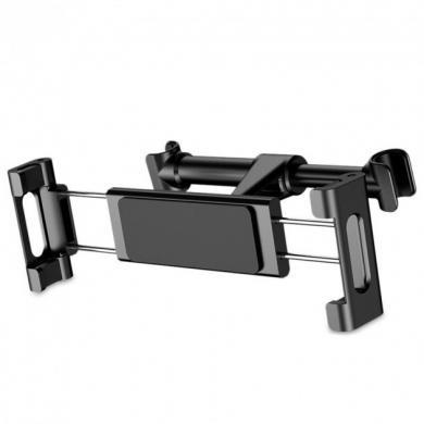 Автомобильный держатель Baseus для телефона на заднем сиденье SUHZ-01 черный