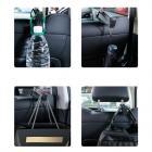 Автомобильный держатель Baseus для телефона на заднем сиденье SUHZ-A01 черный