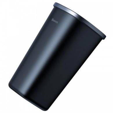 Автомобильный мусорный бак Baseus Dust-free (Trash Bag 3 roll/90) чёрный CRLJT-A01