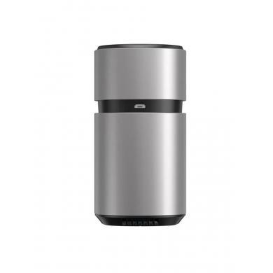 Автомобильный очиститель воздуха Baseus BREEZE SUXUN-AWF0S, серебряный