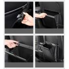 Большой мусорный бак Baseus на заднее сиденье автомобилей CRLJD-A01 черный