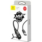Кабель USB Baseus MVP Elbow Type For Type-C 2A 1M чёрный CATMVP-A01