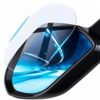 Плёнка антидождь Baseus 0.15 мм на зеркало (Овал 2 шт/уп. 150*100mm) прозрачная SGFY-D02