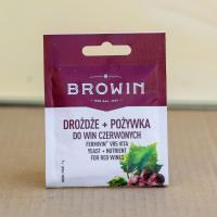 Дрожжи + питательная среда для красных вин Fermivin® VR5 VITA , 17g