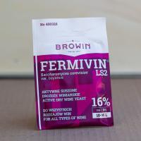 Дрожжи Fermivin LS2 для всех вин 16% , 7 г