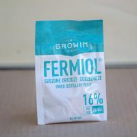 Дрожжи спиртовые Fermiol 16% , 7g