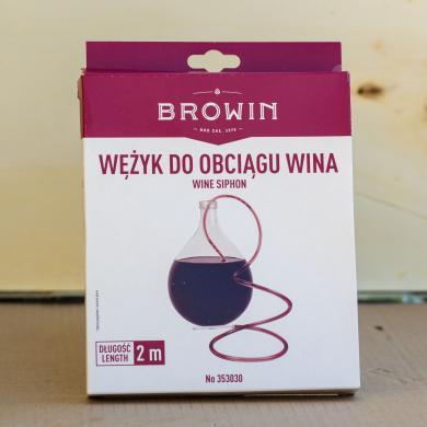 Шланг для перелива вина