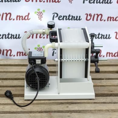 Фильтр для вина 10-ти подушечный , объем л./ час: 350, для 10 пластин, размеры 20 x 20 cm
