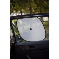 Шторка автомобильная от солнца белая
