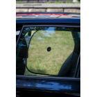 Шторка автомобильная от солнца черная