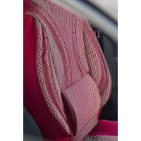 Чехлы для сидений ортопедические к/т (бордовый)