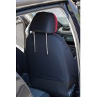 Чехлы для сидений-505 универсальные  (бордо)