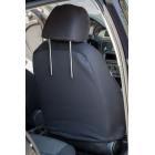 Чехлы для сидений - жаккард 503 черный