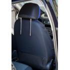 Чехлы для сидений-505 универсальные  (василек)