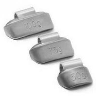 Грузики для грузов дисков свинц. 250г  (уп - 5 шт)