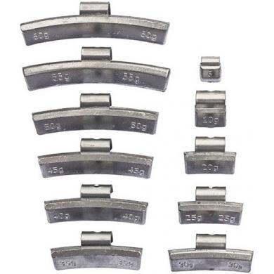 Грузики метал.  15гр  (уп. 100шт)