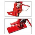Домкрат реечный 3т Big Red TRA8605