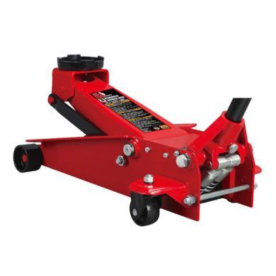 Домкрат подкатной профессиональный 3т с двойной помпой Big Red T830023
