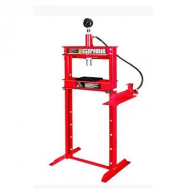 Пресс гидравлический,12 тонн,с манометром Big Red TY12002
