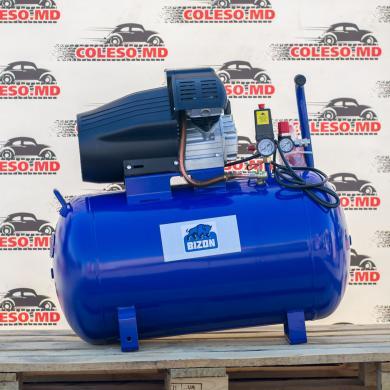 Компрессор  ZVС50 3HP (50л)