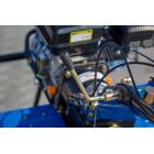 Мотоблок Бизон DTZ570Б 7л.с бензин , ручной стартер + фреза. Ширина культивации - 1165 мм