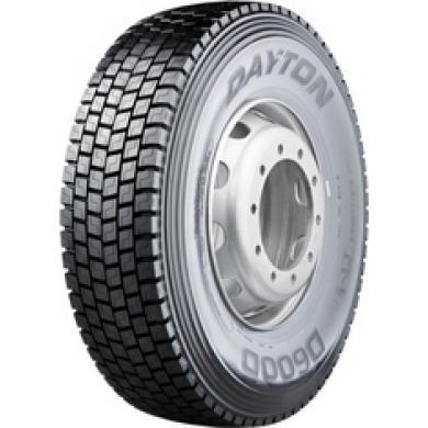 315/70 R 22.5 Bridgestone Dayton D600 Drive 154M зад.