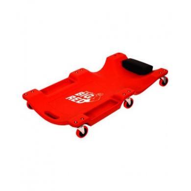 Лежак автослесаря пластиковый TRH6802-2