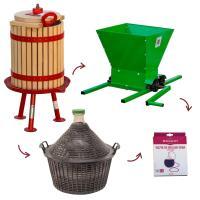 Набор для виноделия хоби