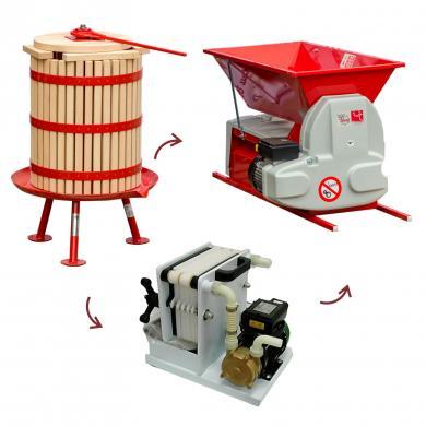 Набор для виноделия профи