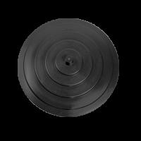 Крышка для кадки 500 лт черная