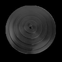 Крышка для кадки 700 лт черная