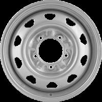 Диски 6.5J x 16 5x139.7 d=98.6 ET40 TREBL X40030 серебрист Niva / Chevrolet