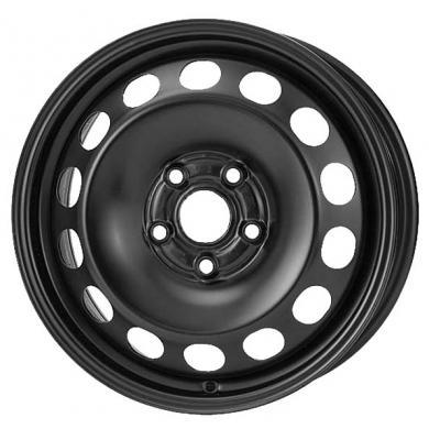 Диски 6.0J x 15 5x112 d=57.1 ET45 TREBL 64I45D черный VW PASSAT (B5) / AUDI A4