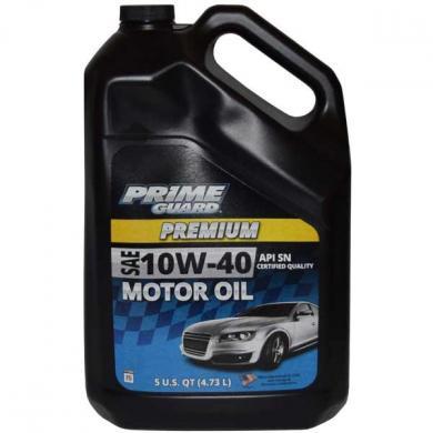 Масло Prime Premium 10W40 4.73L Моторное масло