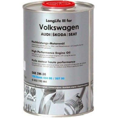 Масло Chempioil FanFaro VW/AUDI/SKODA/SEAT 5W30 (1L) Моторное масло