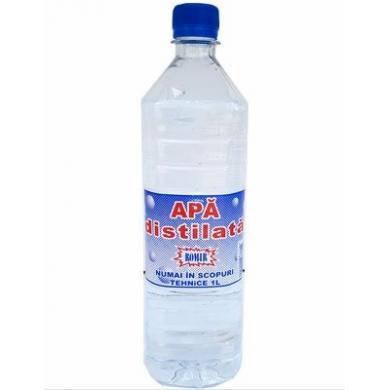 Вода дистиллированная 1л (Romir)