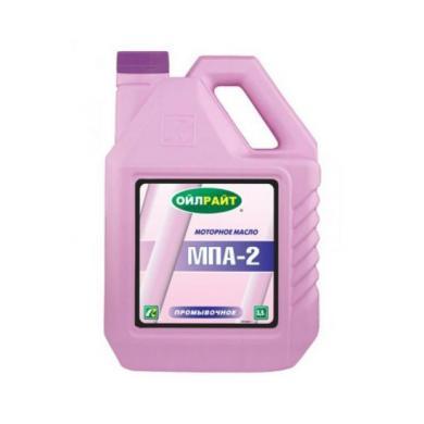 Масло Oil Right МПА-2-0 3,5L Масло промывочное