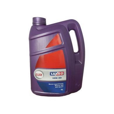 Масло Luxe Premium 10W40 п/с 5L Моторное масло