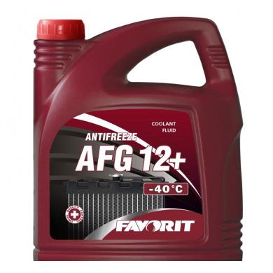 Антифриз Favorit Antifreeze AFG-12+ (4л)